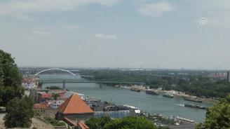 Orta Avrupa'nın kesişme noktası Bratislava
