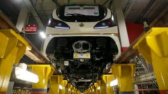 İstanbul metrosunda sürücüsüz araçlar raylarda