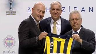 Fenerbahçe basketbol takımının adı Fenerbahçe Doğuş oldu