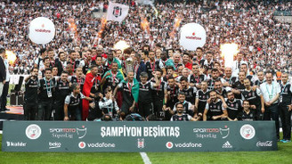 Beşiktaş'ın 2017 karnesi