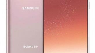 Galaxy S8+'ın yeni renk seçeneği sızdı