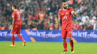 Arda Turan Milli Takımı bıraktı