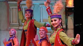 Altın Karagöz büyük ödülü Kazakistan'ın