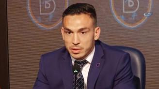Mevlüt Erdinç: Buraya 10-15 gol atmaya geldim
