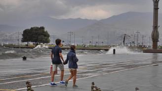 İzmir'de sıcaklıklar düşecek