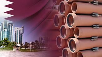 Katarlı firma kilden mamul boru üreticileri arıyor