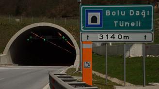 Bolu Tüneli 1 ay ulaşıma kapatılacak