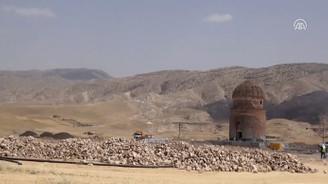 Tarihi külliye yıkıntılarından inşa edilecek