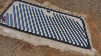 Gaziantep'in elektriği güneşten