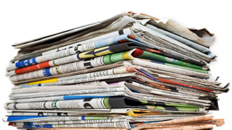 Gazete ve dergi tirajları düştü