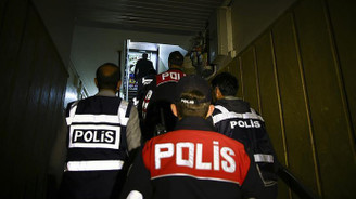 Başkentte 450 polisle uygulama
