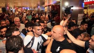 Pepe İstanbul'a geldi