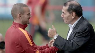 Sneijder gidiyor mu? Dursun Özbek açıkladı