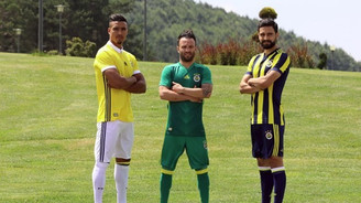 Fenerbahçe yeni sezon formalarını tanıttı