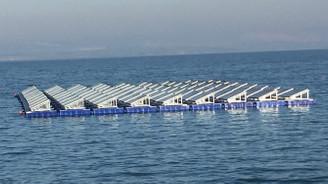 Türkiye'nin ilk yüzer GES'i devrede