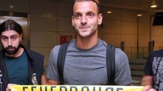 Fenerbahçe'nin yeni transferi Soldado İstanbul'da