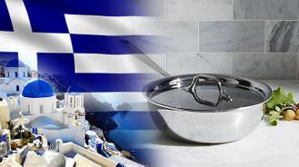 Yunan firma paslanmaz çelik tava çeşitleri talep ediyor
