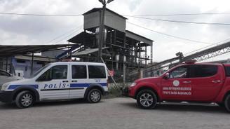 Adana'da fabrikada patlama: 1 ölü, 2 yaralı