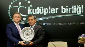 Özbek, Kulüpler Birliği'nin yeni başkanı oldu