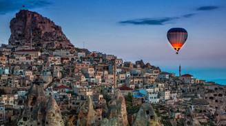 Kapadokya'nın zirvesi: Uçhisar