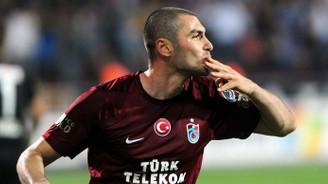 Burak Yılmaz'dan Trabzonsporlulara mesaj
