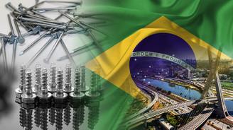 Brezilya inşaat çivisi ve vida ithal edecek