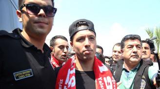 Antalyaspor, Samir Nasri'yi açıkladı