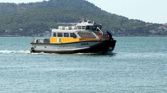 Ayvalık Edremit arasına deniz taksi