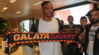 Galatasaray'ın yeni transferi Fernando İstanbul'a geldi