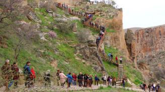 Ihlara'ya 6 ayda 200 bin turist