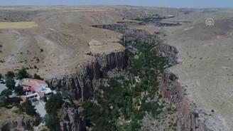 Ihlara Vadisi'ni 6 ayda 200 bin turist gezdi