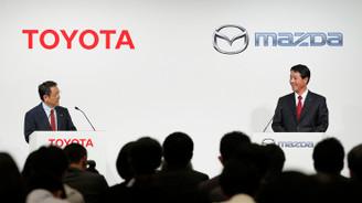 Toyota ve Mazda ABD'de fabrika kuracak