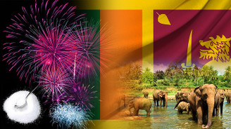 Sri Lankalı havai fişek üreticisi baryum nitrat ithal edecek
