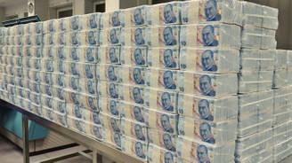 Bütçe, ağustosta 874 milyon lira açık verdi