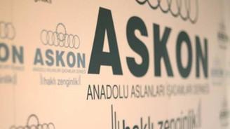 ASKON'un yeni Genel Başkanı Cesur oldu