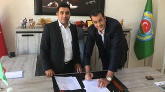 VakıfBank'tan Kars Ziraat Odası'na destek