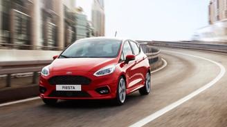Yeni Ford Fiesta yola çıkıyor