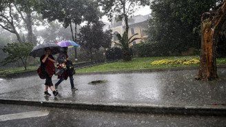 Meteoroloji'den Edirne'ye sağanak uyarısı
