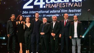 Adana Film Festivali'nde en iyi film 'Aşkın Gören Gözlere İhtiyacı Yok'