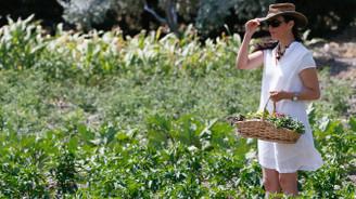 Şehirli kadının organik tarımdaki başarısı
