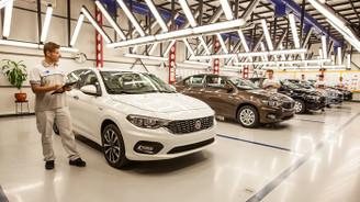 Fiat, yerli üretimden satışlarda sektör lideri