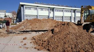 Üniversite inşaatında göçük: 1 işçi öldü