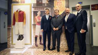 Galatasaray'a 200 milyon liralık gelir