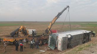 Silopi'de feci kaza: 9 ölü, 28 yaralı