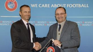 FIBA-UEFA iş birliğinde ilk adım