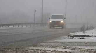 Ankara'da kar yağışı başladı, İstanbul'da da bekleniyor