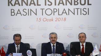 Bakan Arslan'dan, Kanal İstanbul açıklaması