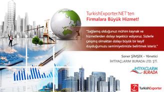 TurkishExporter.NET'ten Firmalara Büyük Hizmet!