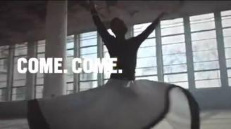 Beşiktaş'tan Mevlanalı kampanyası: Kim olursan ol gel
