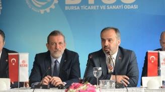 Bursa Büyükşehir ve BTSO işbirliğini 'ortak akıl' ile güçlendiriyor